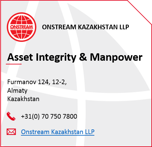 onstream kazakhstan llp contact image